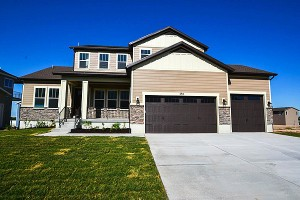 New Homes in Utah