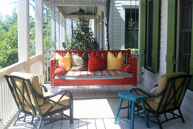 Front Porch Design Tips From Lake City Loft