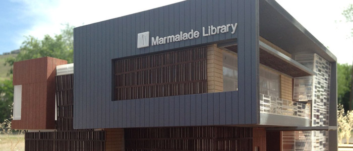 Marmalade Library - Salt Lake City