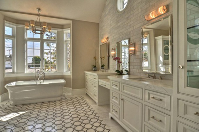 Bathroom sinks double trouble for Bathroom remodel utah county