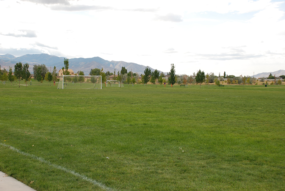 Stansbury Park Is 15 Square Miles Of Outdoor Activities The Consists Baseball Fields Soccer Tennis Courts And A Playground